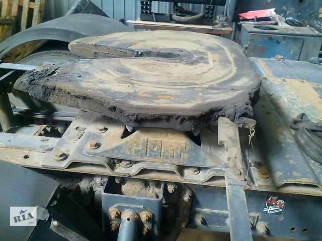 Cедло, Сідло Renault Magnum JOST. Оригинал! в Хорошем состоянии по Нормальной цене! Высота 40мм- объявление о продаже  в Луцке