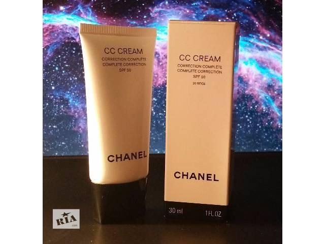 Chanel cc cream цена