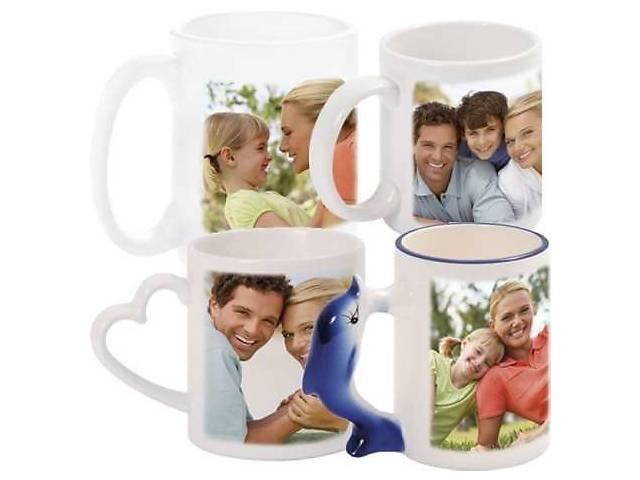 Чашка / кружка с фото или надписью- объявление о продаже   в Украине