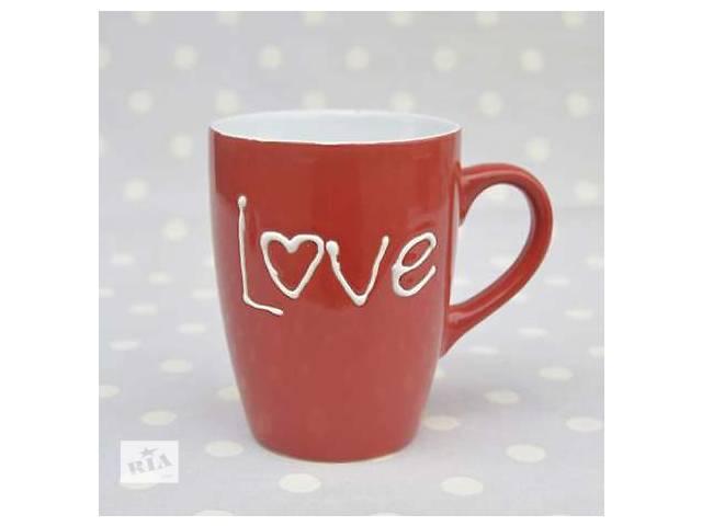Чашка Love 330мл- объявление о продаже  в Виннице