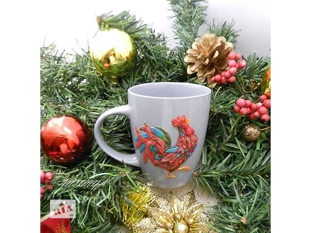 Чашка с Петухом- объявление о продаже  в Киеве