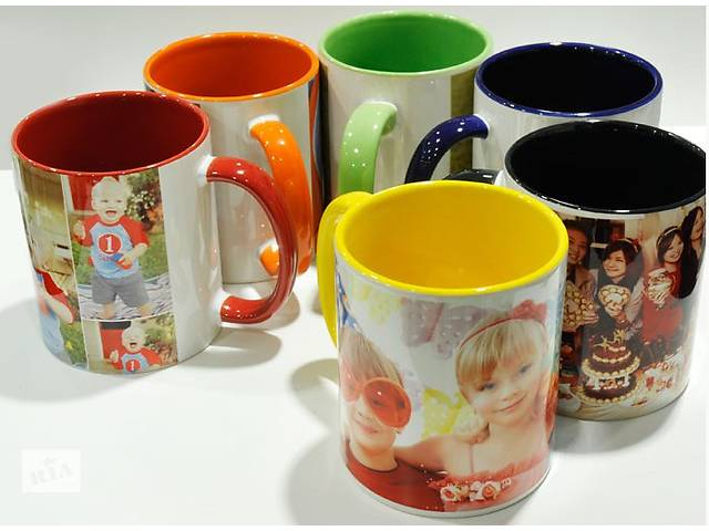 продам Чашки с фото за 15 минут бу в Днепре (Днепропетровске)