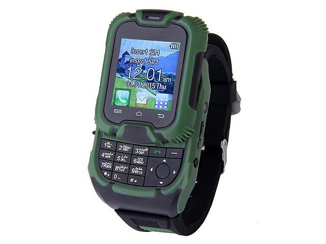 купить бу Часофон W10 слайдер 2 SIM   УЦЕНКА в Днепре (Днепропетровск)