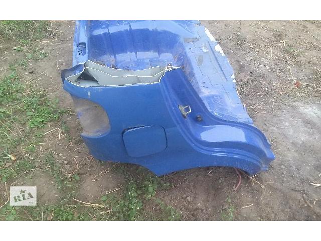 продам Часть задняя автомобиля для Daewoo Matiz 1998-04 бу в Тернополе