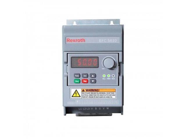 купить бу Частотный преобразователь EFC 5610, 0.4 кВт, 1ф/220В в Киеве
