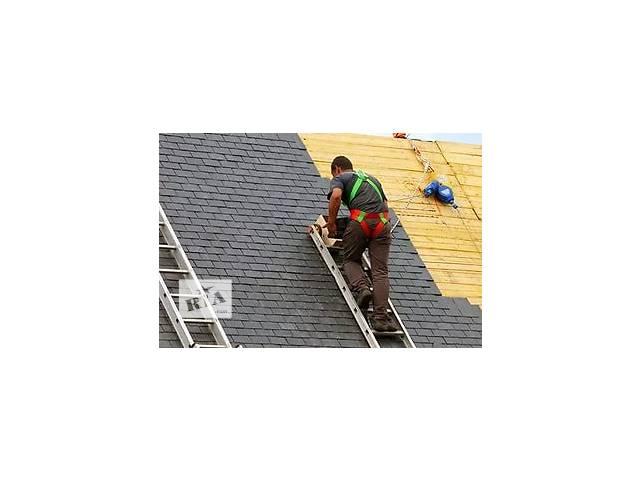 частичный и капитальный ремонт крыши- объявление о продаже  в Харькове