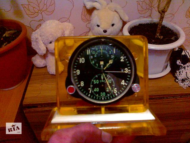 Часы авиационные АЧС-1 1974 г- объявление о продаже  в Полтаве