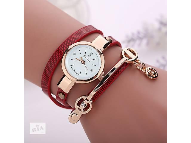 купить бу Часы-браслет женские на длинном ремешке в Херсоне