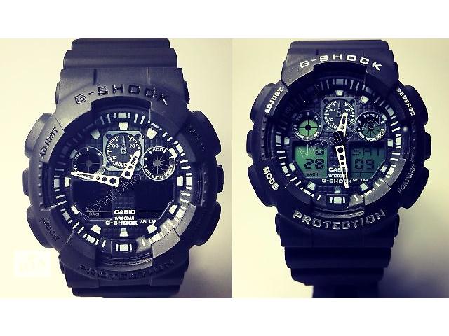продам Часы CASIO G-Shock GA-100, 12 цветов. , НОВОГОДНЯЯ АКЦИЯ !! АКЦИЯ бу в Мелитополе