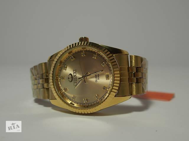 Часы chenxi позолота мужские (женские). новые.- объявление о продаже  в Сумах
