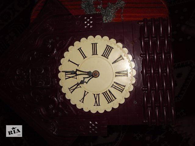 часы гиревые с кукушкой- объявление о продаже  в Киеве