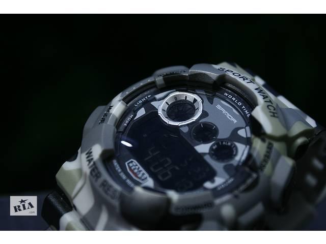 купить бу Часы камуфляжные, военные, милитари-стиль. в Миргороде