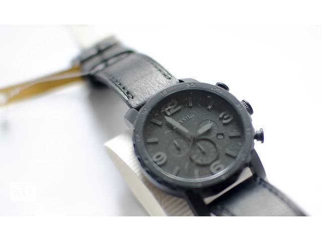 бу Часы Мужские Fossil JR1354 Nate НОВЫЕ с этикеткой оригинал Д- 50мм в Николаеве