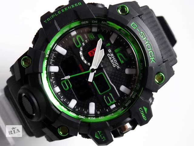 бу Часы мужские спортивные Casio G-SHOCK в Мариуполе