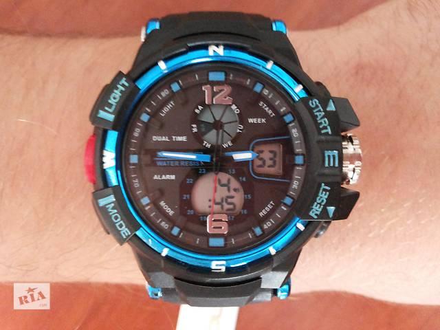 Часы Мужские Спортивные SANDA- объявление о продаже  в Чернигове