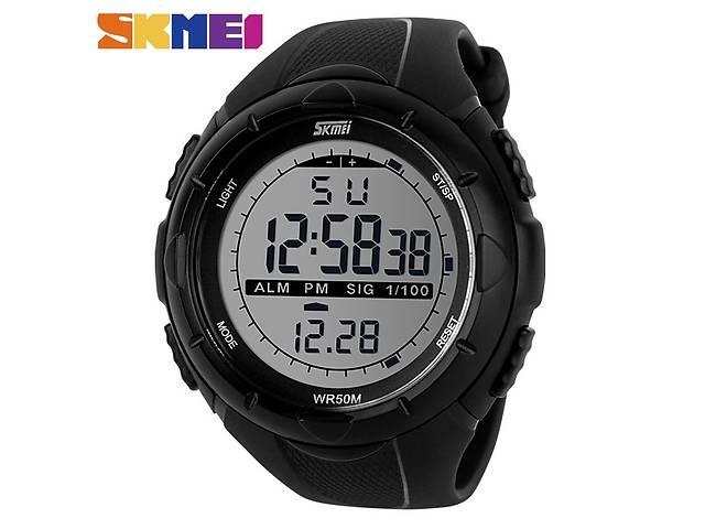 бу Часы мужские спортивные SKMEI 1025 Black Size L S в Львове