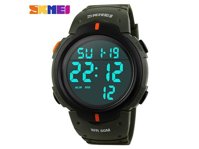 купить бу Часы мужские спортивные SKMEI 1068 в Львове