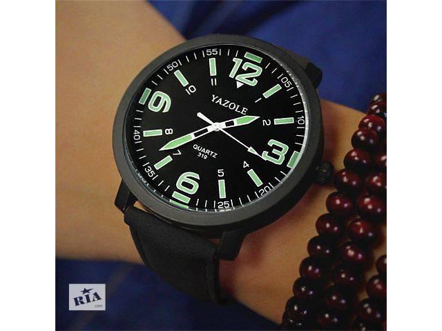 Часы мужские Yazole Black- объявление о продаже  в Кривом Роге