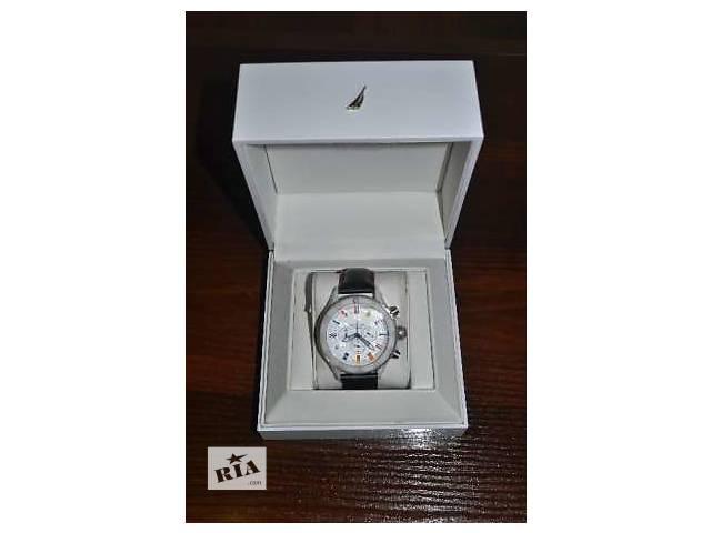 продам Часы Nautica Ceramic A43508G бу в Николаеве