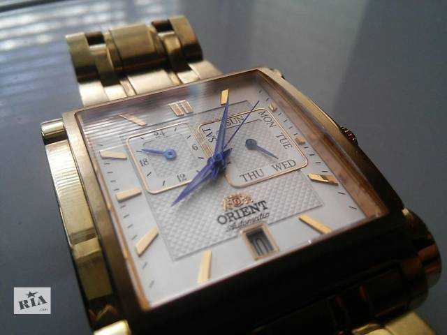 бу Часы Orient etac Automatic 50m в Харькове