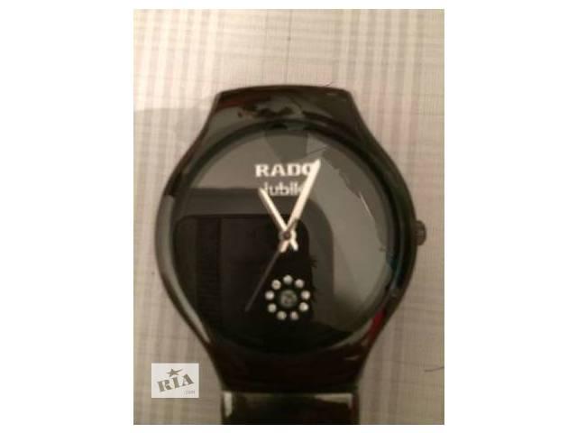 """Часы RADO """"Jubile True"""" в Hi-Tech дизайне - объявление о продаже  в Сумах"""