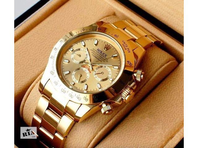 Часы Rolex Daytona- объявление о продаже  в Киеве