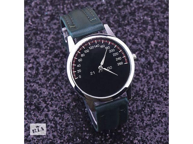 продам Мужские наручные часы Spidometr Green бу в Кривом Роге