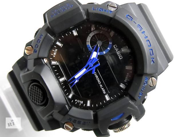 бу Часы спортивные мужские Cassio G-SHOCK 2 цвета в Мариуполе