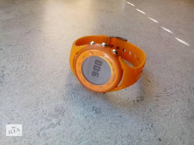 бу Часы Suunto t1 оранжевые без нагрудного датчика сердечного ритма в Киеве