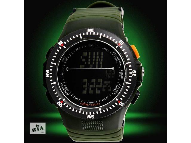 продам Часы Synoke army - 3 расцветки бу в Кривом Роге