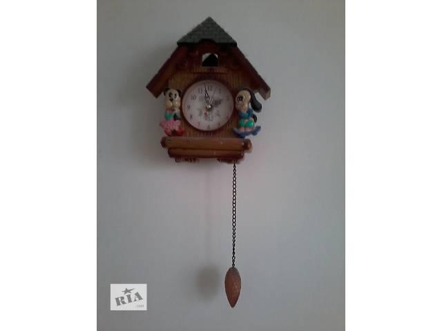 купить бу Часы  теремок для детской  в Харькове