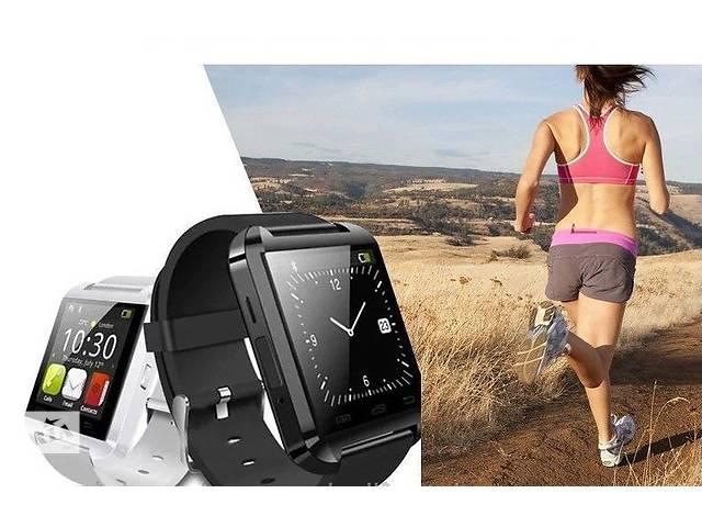 продам Часы умные Smart Watch U8 оригинал! Топ Цена! бу в Днепре (Днепропетровск)