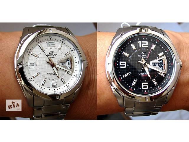 купить бу Часы casio edifice ef-129d-1a / 7a - новые - в наличии !!! в Черкассах