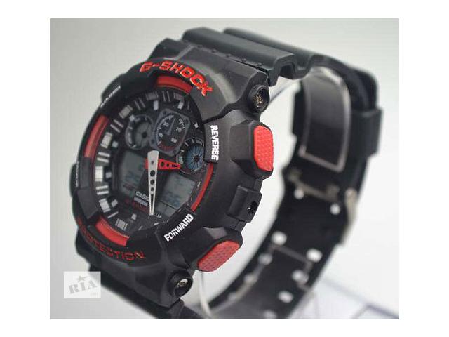 решили часы g shock черно красные нужно будет