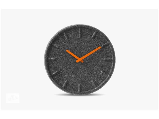 купить бу Часы LEFF Amsterdam wall clock felt35 hands в Киеве