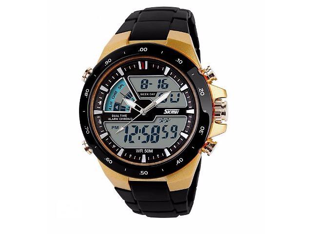 купить бу Часы мужские спортивные SKMEI,(в наличии) Япония, Гарантия! в Львове