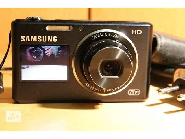 Цифровой фотоаппарат Samsung DV150F - 16 Mp. - WI-FI - 2 Экрана - в Идеале !- объявление о продаже  в Черкассах