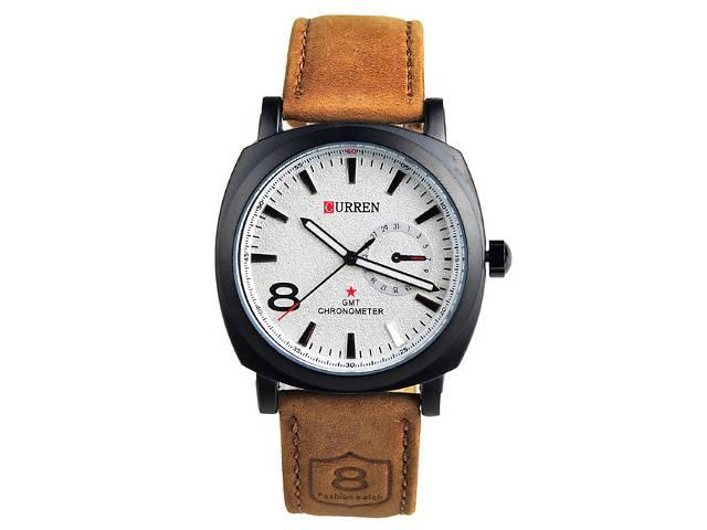 Часы мужские спортивные Curren 8139 white- объявление о продаже  в Львове
