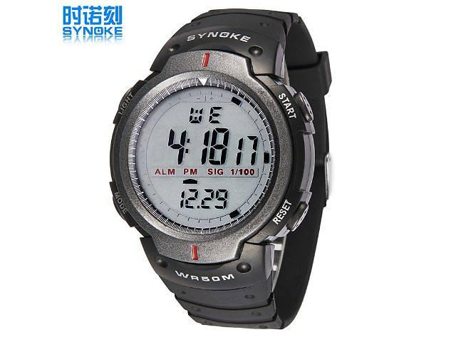 Часы мужские спортивные SYNOKE 61576- объявление о продаже  в Львове