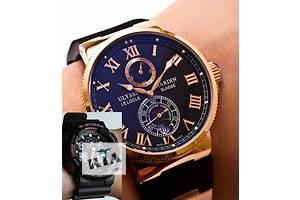Мировой хит 2014! Часы Ulysse Nardin со скидкой 28% + Часы G-SHOCK в подарок! Количество ограничено!