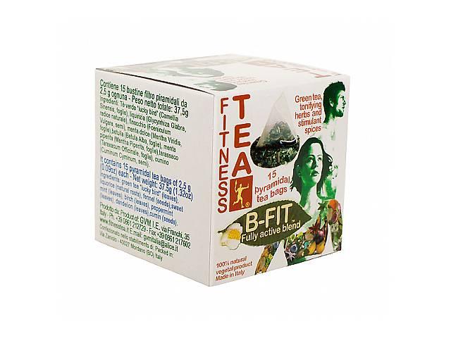 Чай  в пирамидках Fitness Tea B-fit - объявление о продаже  в Киеве