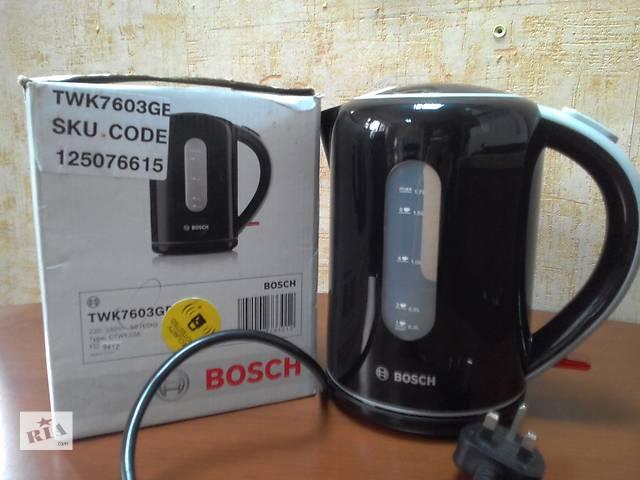 продам Чайник BOSCH TWK7603 GB бу в Полтаве