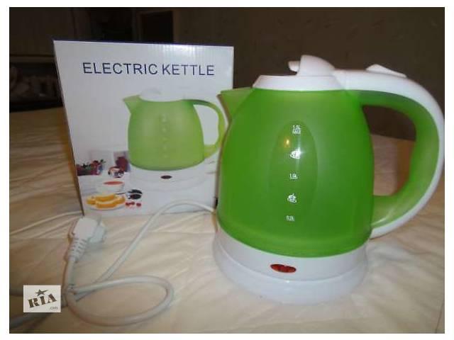 бу Чайник электрический Electric Kettle AM-7 в Харькове