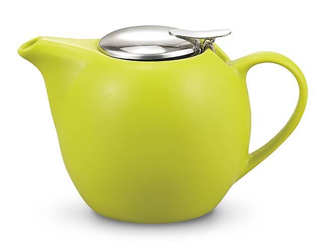 купить бу Чайник заварочный Fissman 750мл салатовый TP-9294.750 в Киеве