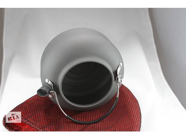 купить бу Чайник туриста 1.4 литра Alocs в Днепре (Днепропетровске)