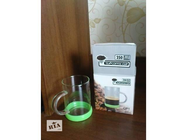 Чайный набор - 2 кружки-стаканы - объявление о продаже  в Тернополе