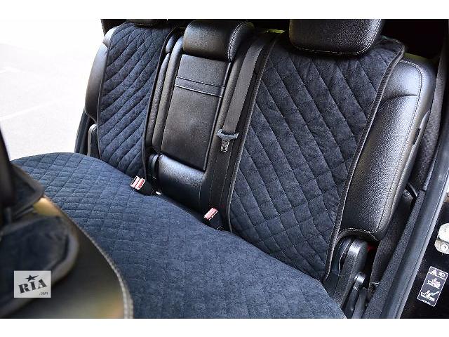 Чехлы на сиденья авто (задний комплект)- объявление о продаже  в Киеве