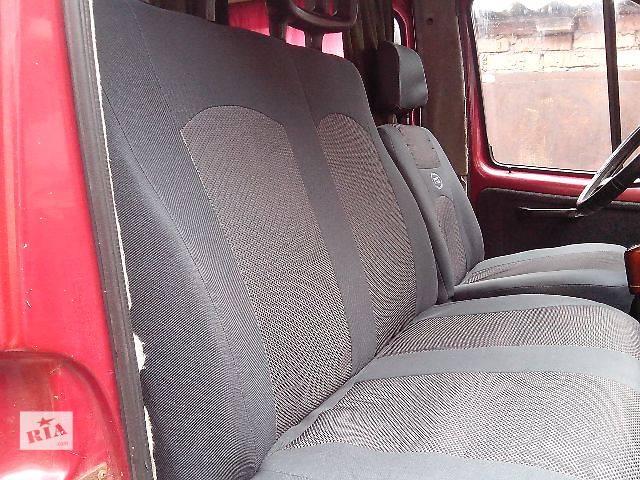 Чехлы сидений Газель (1+2) Газ 3302- объявление о продаже  в Прилуках