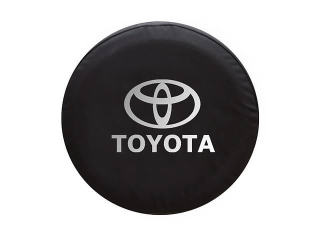 продам Чехол для запасного колеса «TOYOTA» Тойота, есть в наличии. С логотипом. бу в Киеве