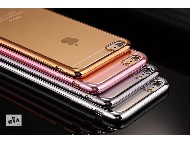 купить бу Чехол Iphone 6 / 6s plus золото серебро розове золото Чехол в Львове